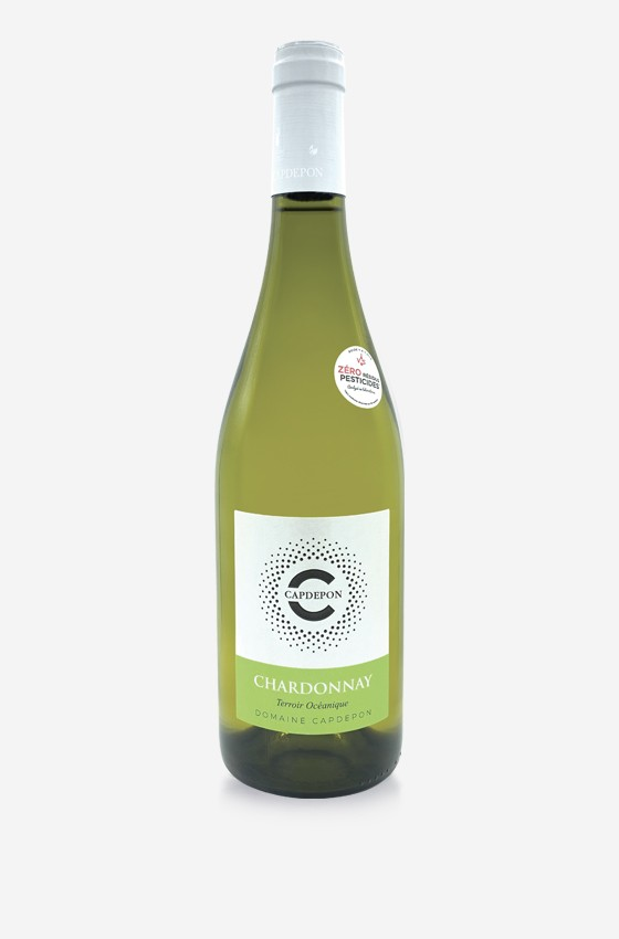 Chardonnay - Limoux - Domaine Capdepon